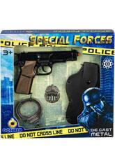Kit Spécial de Police de Jouet Gonher 425/7