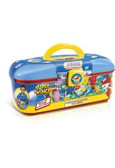 Maletin Moldeo Aeropuerto Super Wings Canal Toys SWP 003
