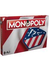 Monopoly Atlético De Madrid Eleven Force 10230