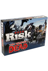 Risk The Walking Dead Eleven Force 81342