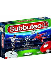 Subbuteo Set per calcio da tavolo UEFA Champions League Eleven Force