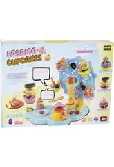 Manualidades Fábrica de Cupcakes Con Accesorios