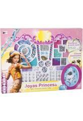 Kit de Beauté Bijoux Princesse avec Accessoires