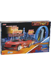 Pista Looping Dinosaurio con Coches High Speed