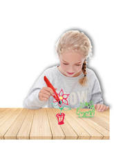 Manualidades Boli Mágico Figuras 3D Con 3 Colores