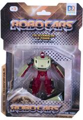 Figuras Robocars 8,5 cm.