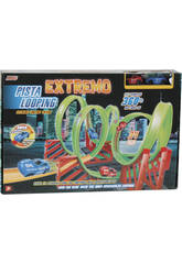 Pista Looping estremo con due auto