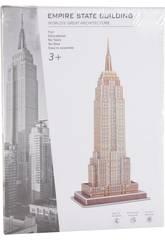 Puzzle 3D Empire State 37 piezas