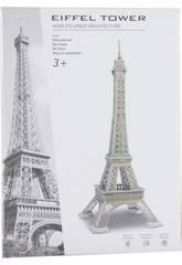 Puzzle 3D Torre Eiffiel 51 Piezas 47.3x18.2x18.2cm
