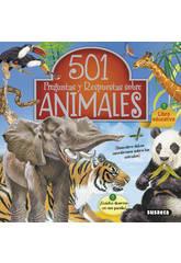 501 Preguntas y Respuestas ... (2 Libros) Susaeta Ediciones S2067