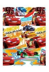 Papel de Presente Cars 200 x 70 cm Montichelvo 47608