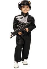 Disfraz Niño M Swat