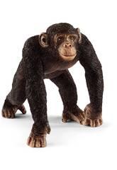 Schimpanse Schleich 14817