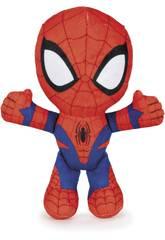 Peluche Spiderman 19 cm Famosa 760015038