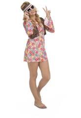 Disfraz Mujer L Hippie Primavera