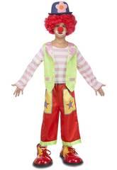 Disfraz Niño XL Payaso Rodeo