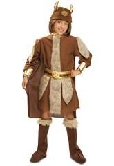 Disfraz Niño L Vikingo