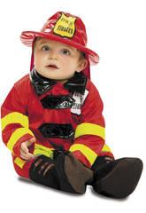 Déguisement Bébé L Bébé Pompier