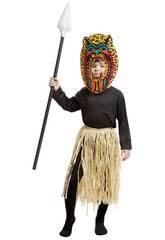 Disfraz Niño M Zulú