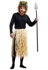 Disfraz Hombre L Zulú