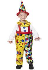 Déguisement Garçon S Petit Clown
