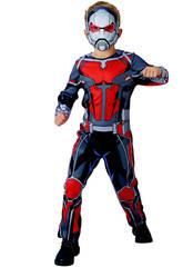 Déguisement Enfant Ant-Man Classic Tille L Rubies 640486-L