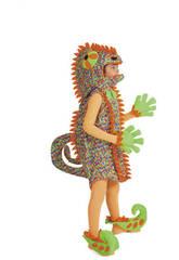 Costume Bimbo Camaleonte M Nines D'Onil D846-2
