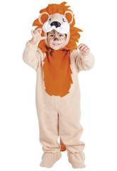 Costume Criança Leon Tamanho M Nines D'Onil D613-2