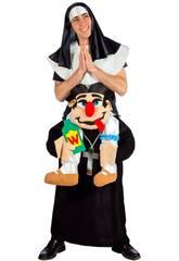 Kostüm Erwachsene Cura und Monja Ninos D'Onil D8951