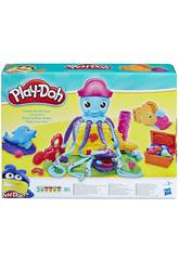 Play-Doh Pulpo Divertido Hasbro B0800