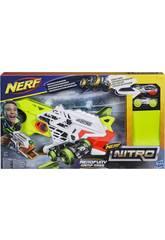 Nerf Nitro Aerofury Ramp raiva Hasbro E0408