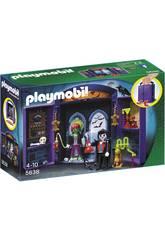 Playmobil Laboratorio dei Mostri Multicolore 5638