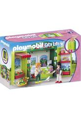 Loja de flores Playmobil Cofre 5639