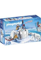 Playmobil Action Esploratori Con Orsi 9056