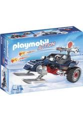 Playmobil Racer Com Pirata De Gelo 9058