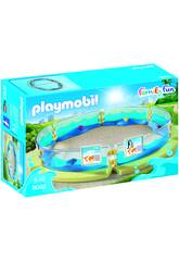 Playmobil Piscina De Acuario 9063