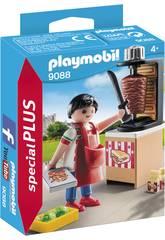 Playmobil Vendedor de Kebab 9088
