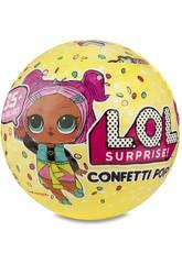 LOL Surprise Confetti Pop S3 9 Sorpresas Giochi Preziosi LLU09000