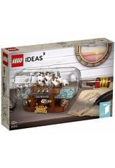 LEGO Exklusiv Schiff in der Flasche 21313