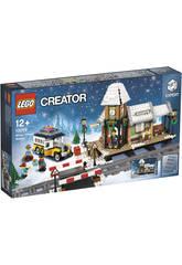Lego Exclusivas Estación Navideña 10259