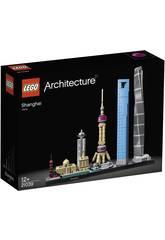 Lego Architektur Shanghai 21039