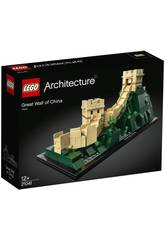 Lego Architecture Grande Muraglia cinese 21041