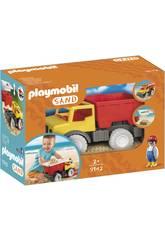Playmobil Camion di Sabbia 9142