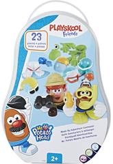 Playskool Mr. Potato Adventure Case Hasbro C0189