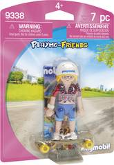 Playmobil Adolescente con Skate 9338