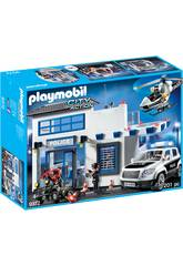Playmobil Mega Police Set 9372