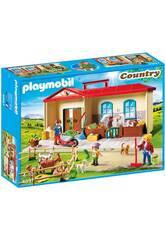 Playmobil Granja Maletín 4897