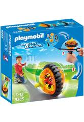 Playmobil Speed Roller Naranja 9203