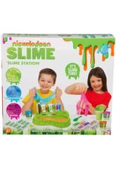 Kit Pour Faire du Slime Nickelodeon SlimeSambro SLM-4651