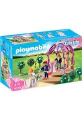Playmobil Pabellón Nupcial Con Novios 9229